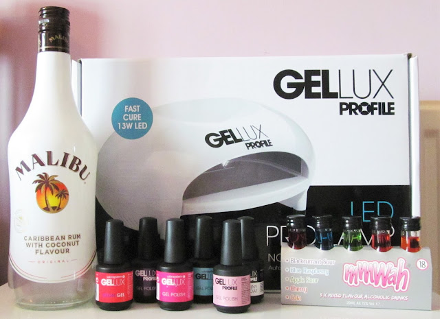 gellux led lamp