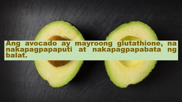 To achieve a fairer and younger looking skin, many people spend a lot of money on expensive beauty products with glutathione--not knowing that there is a delicious fruit with lots of glutathione in it.     Advertisement    According to the research conducted by National Cancer Institute in the mid-1990, 30 grams of avocado contains 8.4 milligrams of glutathione. A person can absorb the maximum amount of glutathione from avocados if eaten raw.         Per serving, avocados contain almost three times more glutathione than spinach; and only slightly less than asparagus, the vegetable with the highest known glutathione concentration.        It was also disclosed that people with low levels of glutathione were more likely to develop oral cancer.     In addition, a high intake of glutathione from food like avocados may significantly lower a person's risk of having pharyngeal cancer.        But despite the many benefits that one can get from eating avocado, excessive intake of such fruit is still not recommended. Too much avocado could result to weight gain.     Find out what happens when you eat one avocado a day:      This article was filed under Health, Health news, Healthy life news, Newshealth, Healthy Living, Health blogs, Health benefits, Beauty, Skin, Anti-aging, Food and Drinks, Fruit, and Avocado.