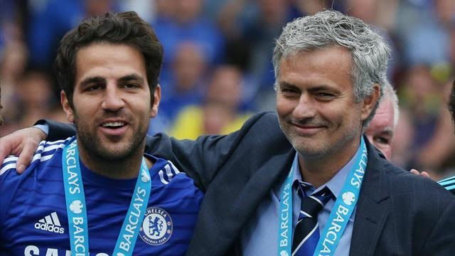 index 'Jose Mourinho was sacked because he trusted us too much' - Cesc Fabregas