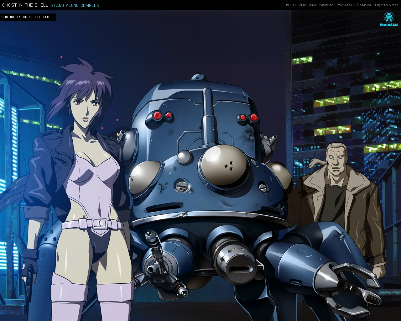 Ghost in the Shell Arise - VietSub (2014)
