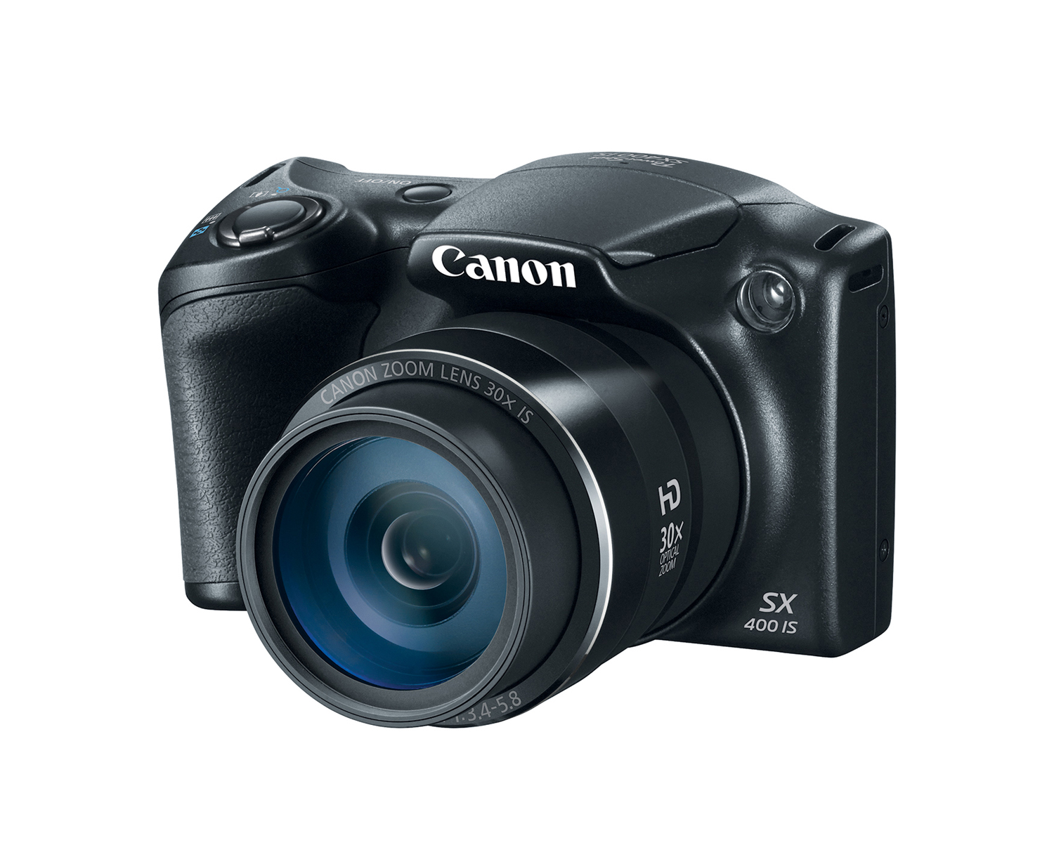 Canon PowerShot SX400 IS Digital Camera