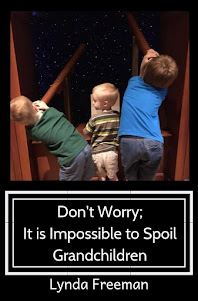Don't Worry; It Is Impossible to Spoil Grandchildren!