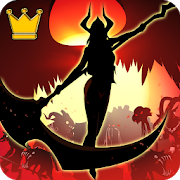 Shadow of Death: Stickman Fighting - Dark Knight Infinite (Crystals - Souls) MOD APK