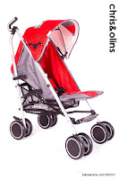 chris and olins NE1383 Trophy Lightweight Baby Stroller