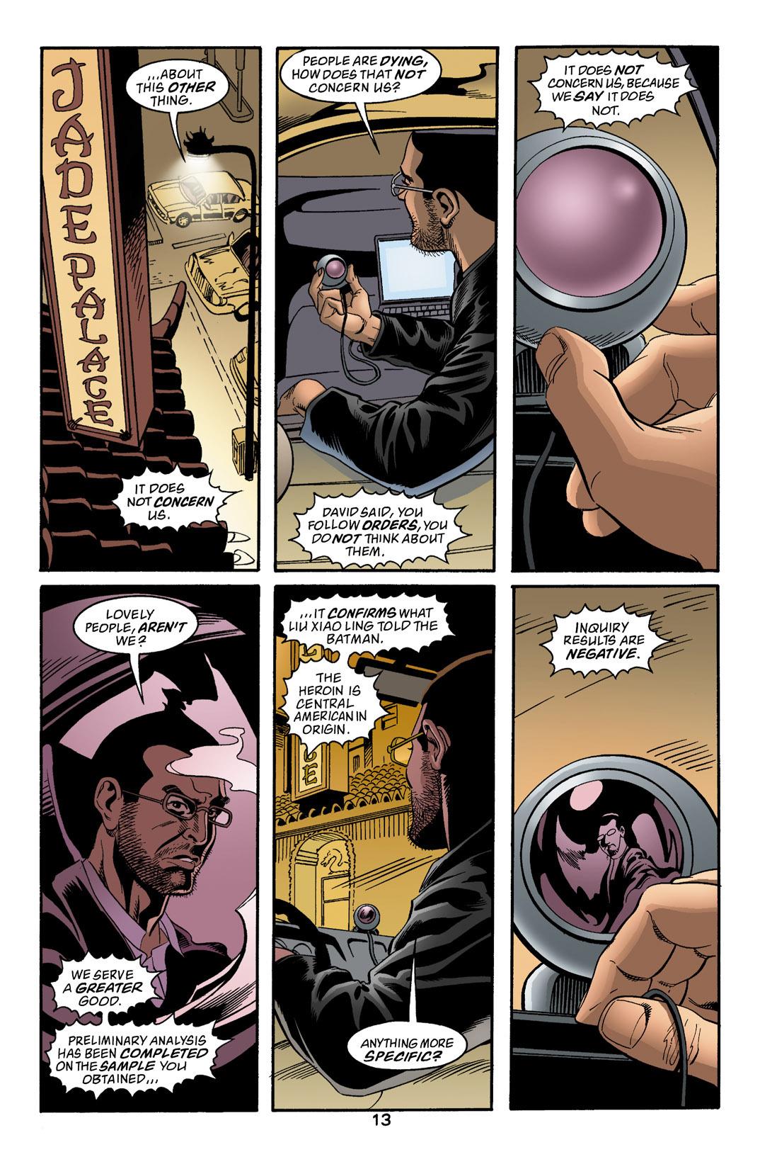 Detective Comics (1937) 769 Page 13