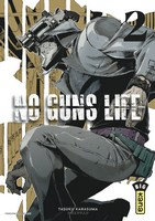Actu Manga, Big Kana, Critique Manga, Kana, Manga, No Guns Life, Seinen,