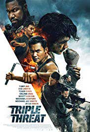 Triple Threat (2019) Online HD (Netu.tv)