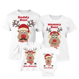 Cumpara aici setul de tricouri identice Red Nose Family