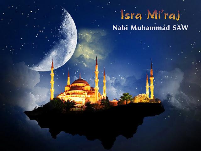 Ilustrasi - Hikmah Peristiwa Isra' Mi'raj. Image: indowarta.com -