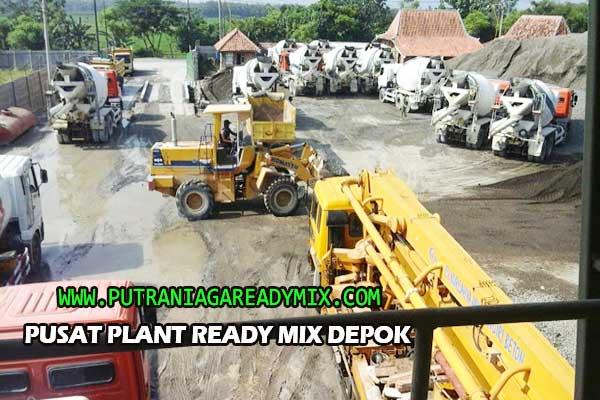 Harga Beton Jayamix Cimanggis Per Kubik Terbaru 2021