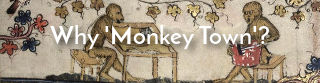Link to why is Heywood known as Monkey Town?