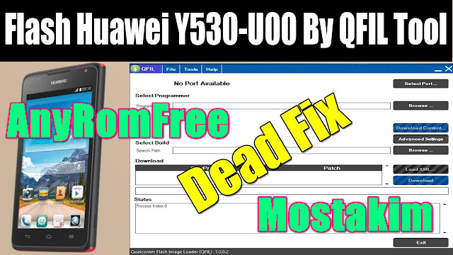 Huawei ascend y530 u00 firmware download