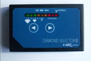 Diamond Selector III by Culti JAPAN