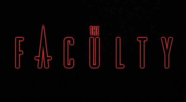 The Faculty title screen
