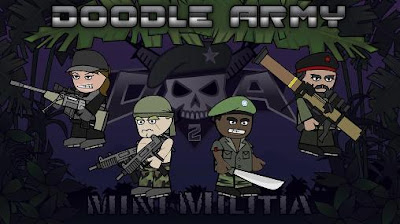 Doodle Army 2 : Mini Militia Mod Apk Download – Pro Pack Purchased