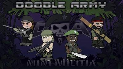 Doodle Army 2 : Mini Militia Mod Apk Download