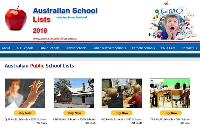www.australianschoollists.com.au