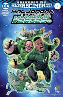 DC Renascimento: Hal Jordan e a Tropa dos Lanternas Verdes #2