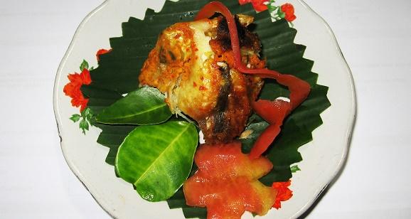 """Kuliner tradisional terpopuler di provinsi aceh tenggara  """" PEPES IKAN BURUK """""""