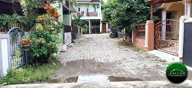 Rumah dalam Perum jalan Wonosari Km 8