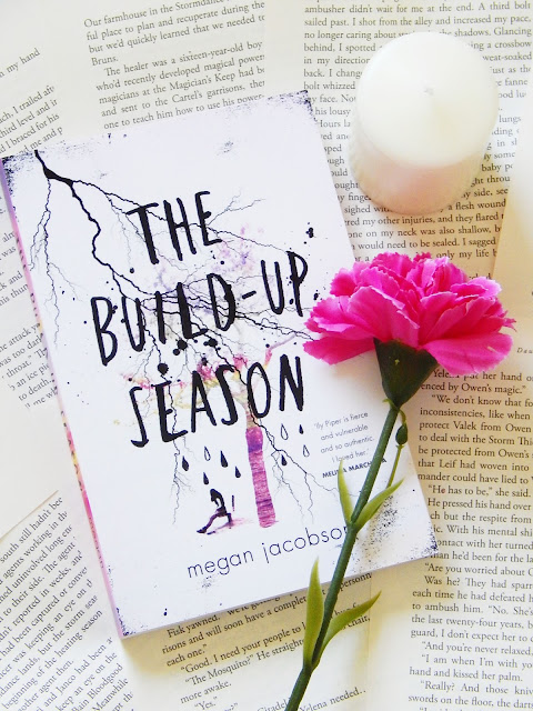 The Build Up Season Book Review | sprinkledpages