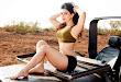 Kangana Sharma sizzling photo shoot