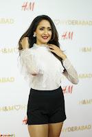 Pragya Jaiswal in lovely Black Mini Skirt and White Transparent Shirt ~  Exclusive 054.JPG
