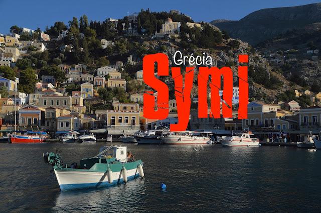 Visitar as ilhas gregas, Roteiro Visitar Symi