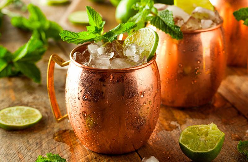 Receita de drinks para animar o seu fim de tarde