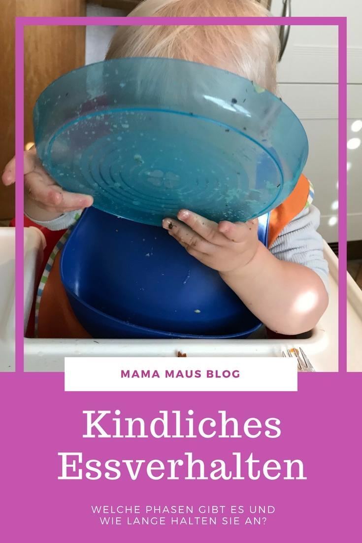 Die 5 Phasen Des Kindlichen Essverhaltens Mama Maus Blog