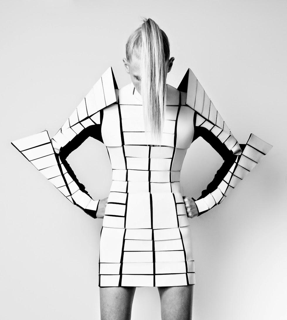 Futuristic Fashion Magazines