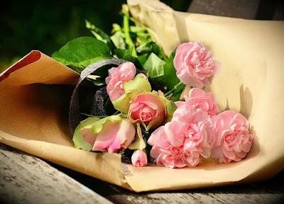 6 opciones para envolver de forma original un Ramo de Flores
