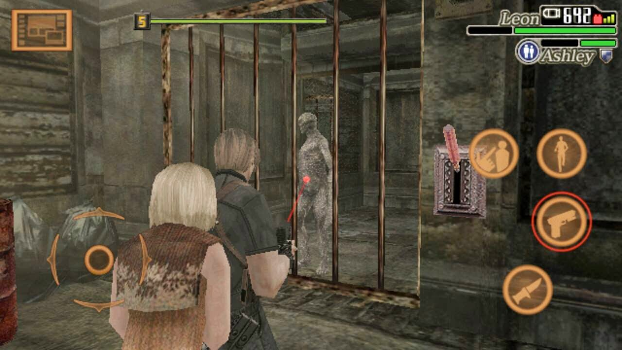 resident evil 4 game download mobile
