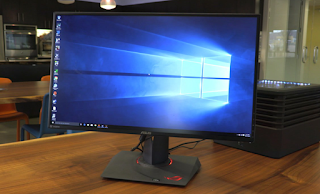 "ASUS ROG Swift PG279Q 27"" WQHD Gaming Monitor Drivers Download For Windows 10, 8.1 and 7 (32&64bit)"