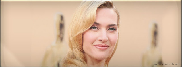 kate winslet Facebook Cover