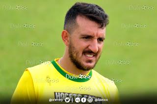 Oriente Petrolero - Marcel Román jugará ante Guabirá pese al dolor que tiene en el tobillo - DaleOoo