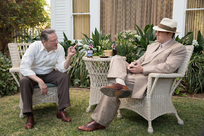 Ben Affleck and Chris Cooper in Live By Night (1)