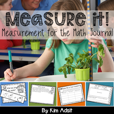 https://www.teacherspayteachers.com/Product/Measurement-for-the-Math-Journal-Measure-it-100855