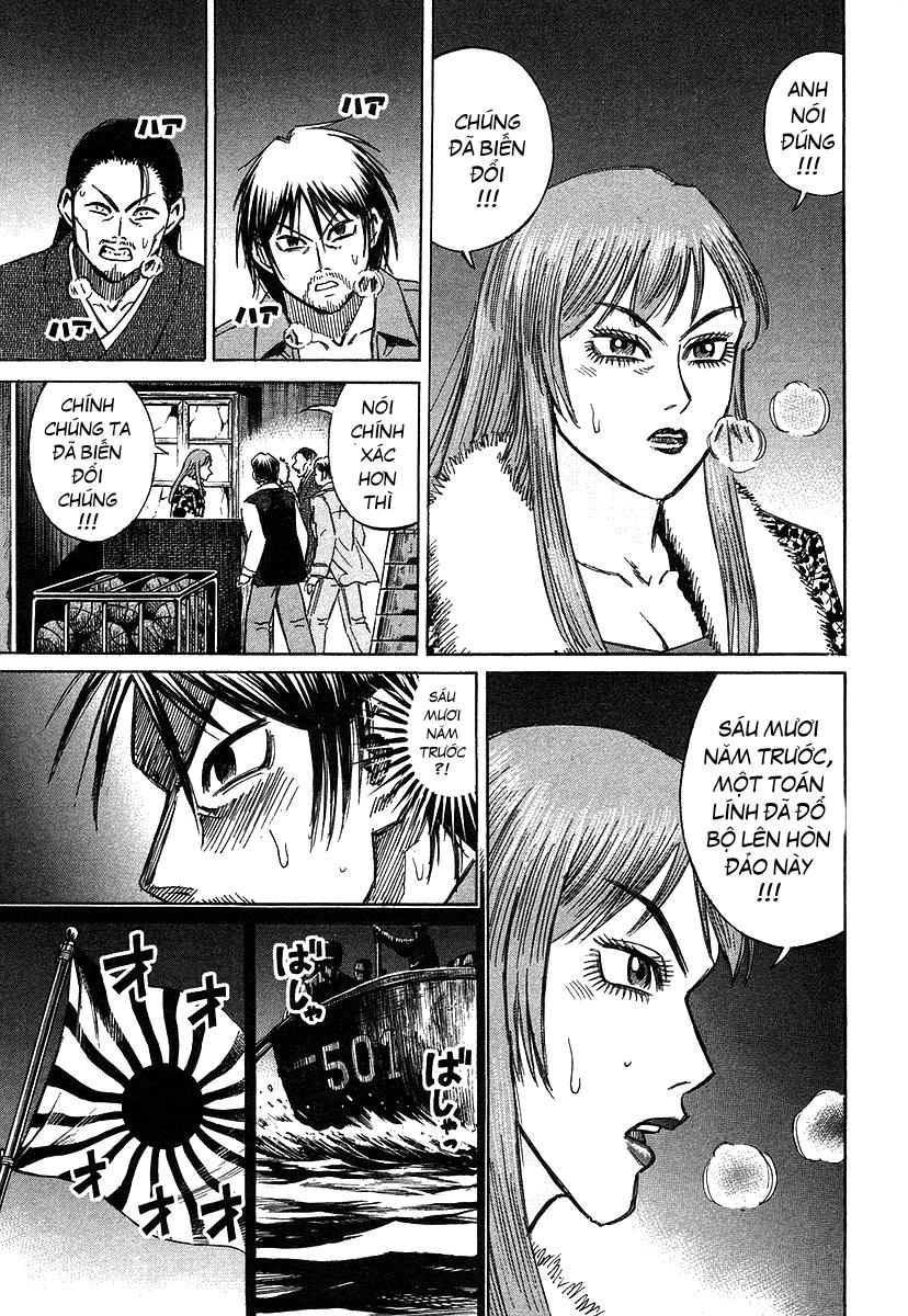 Higanjima chapter 103 trang 13