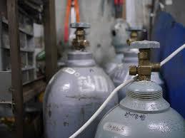 Las LPG tanpa oksigen