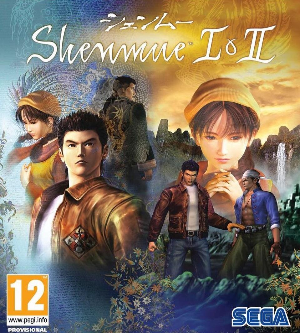 Descargar Shenmue I & II PC Full