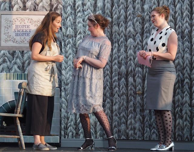 Isouard: Cendrillon - Kate Howden, Aoife O'Sullivan, Jenny Stafford - Bampton Classical Opera