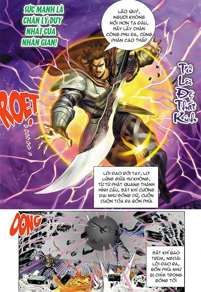Đại Đường Uy Long chapter 65 trang 7