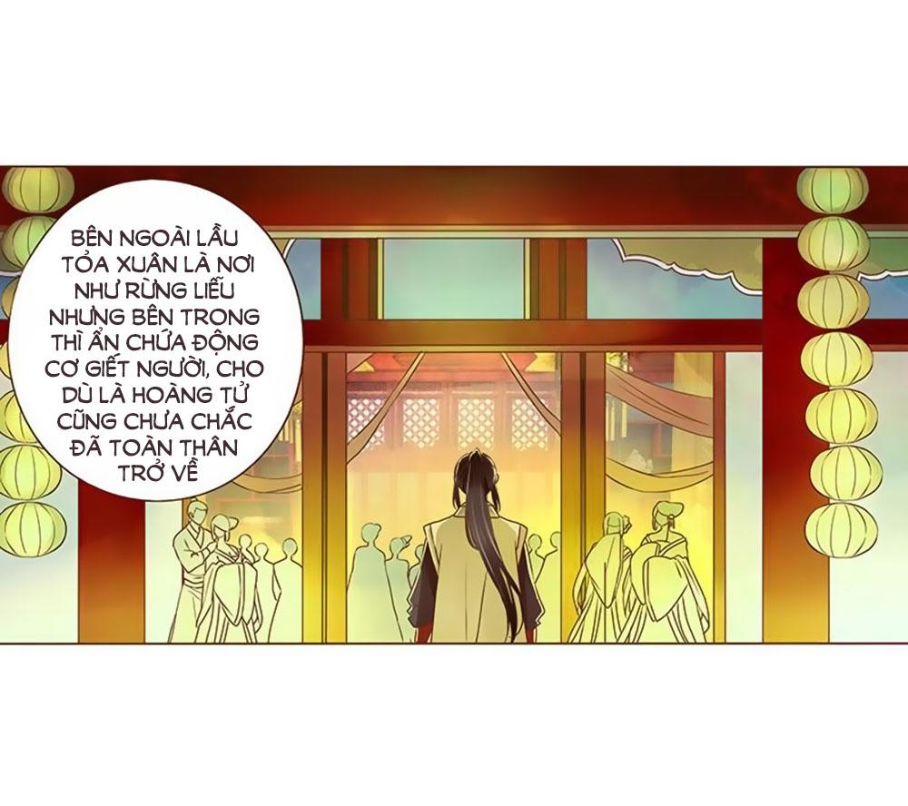 Đế Vương Trắc – Chap 54