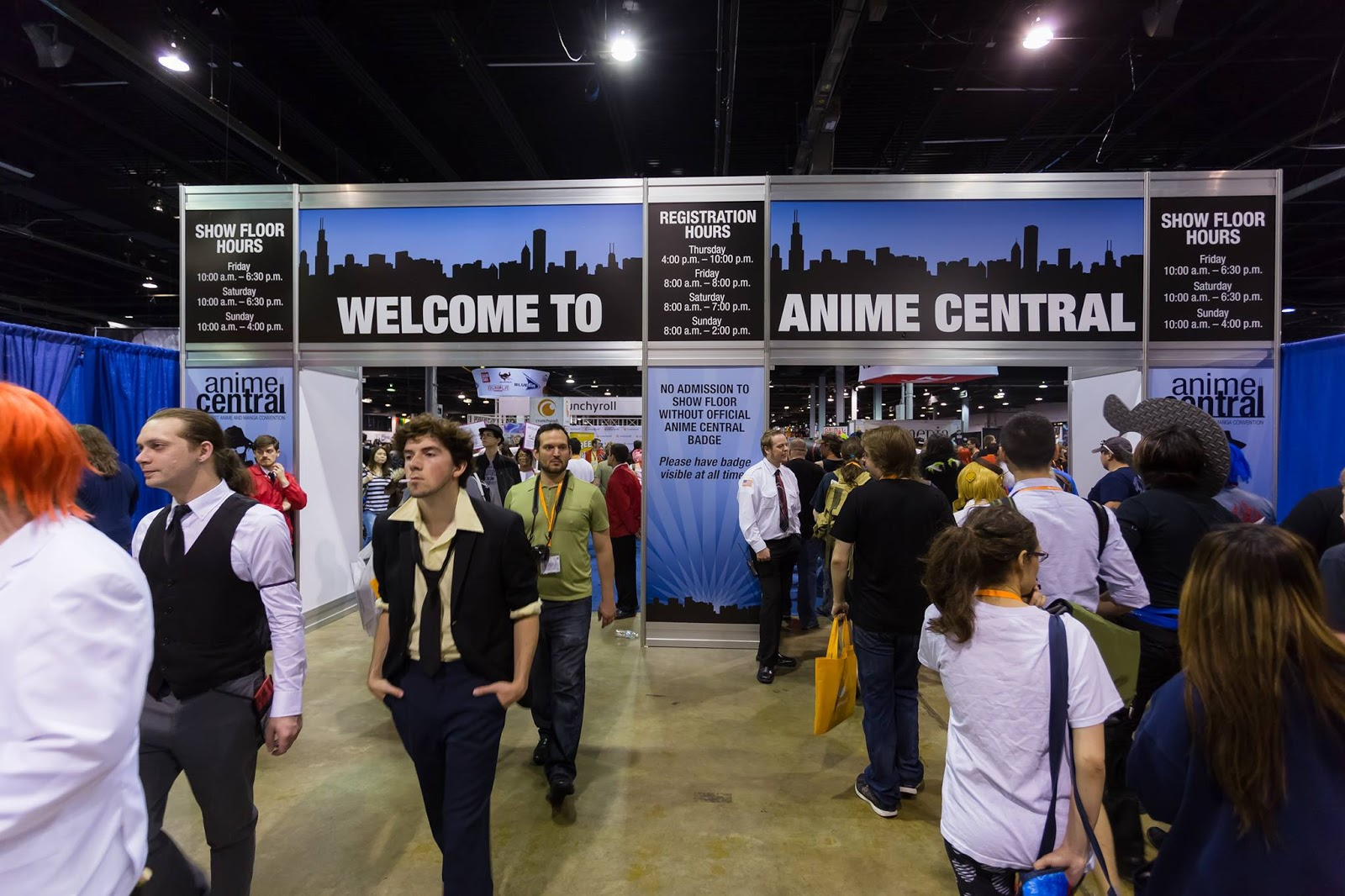 Anime central 2017 rosemont il usa may 19 21 2017