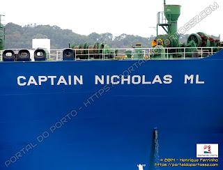 Captain Nicholas ML