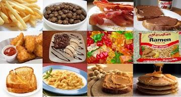 Comer alimentos processados pode aumentar  risco de câncer em níveis altos