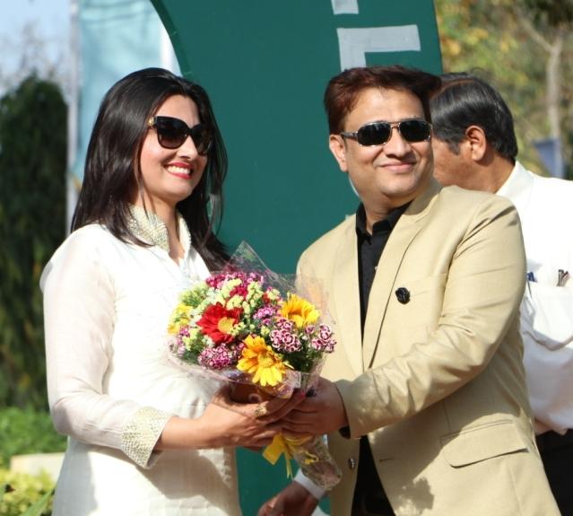 Chitra Tripathy and Sunil Kumar Verma
