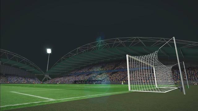 The John Smith Stadium PES 2017