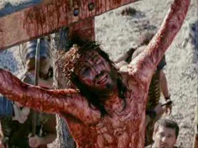 Resultado de imagen de jesucristo crucificado pasion de cristo